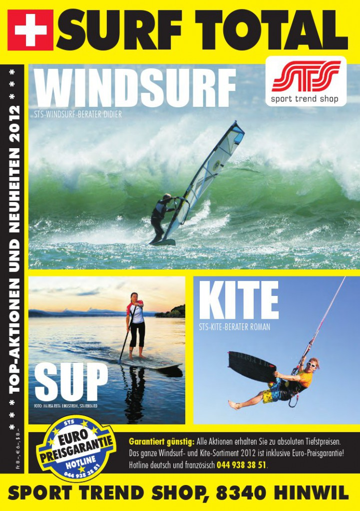 Ausverkauf Kite Material STS