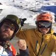 Friends on Tour, Swiss Snowkite Tour Bernina