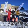 Swiss Snowkite Tour Bernina, Turni vor Kersten und Jonas