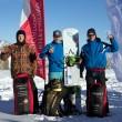 Swiss Snowkite Tour; Fisch again..